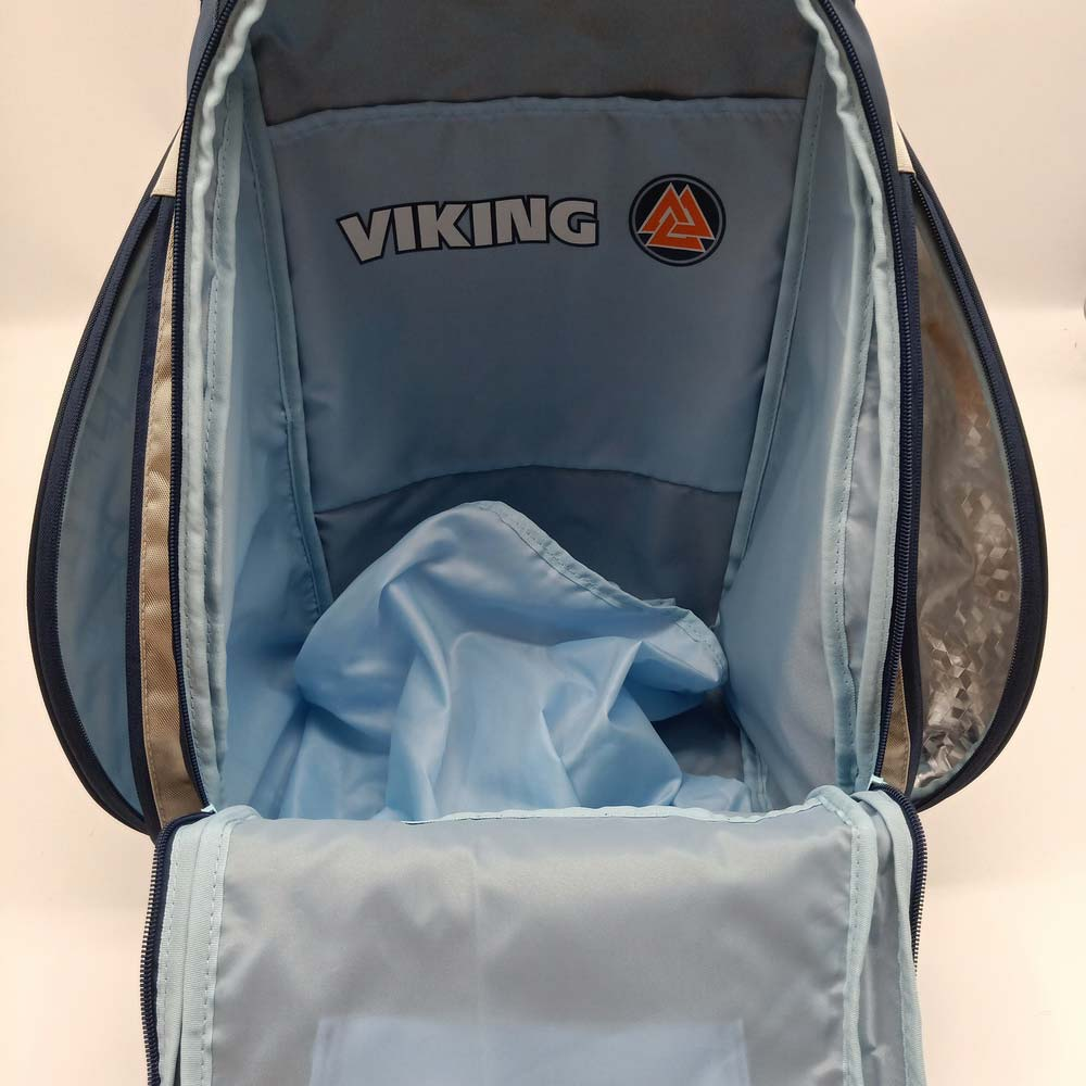Viking Valknut Tour Backpack -  Inside View