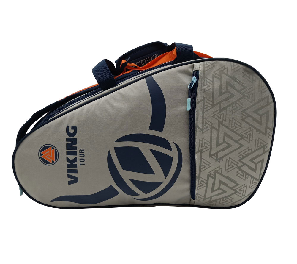 Viking Valknut Tour Bag — Front
