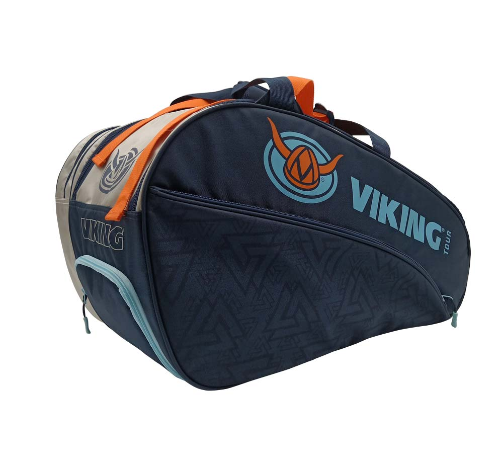 Viking Valknut Tour Bag — Back