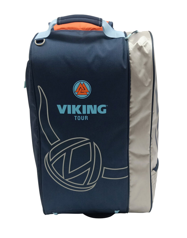 Viking Valknut Tour Bag — Bottom