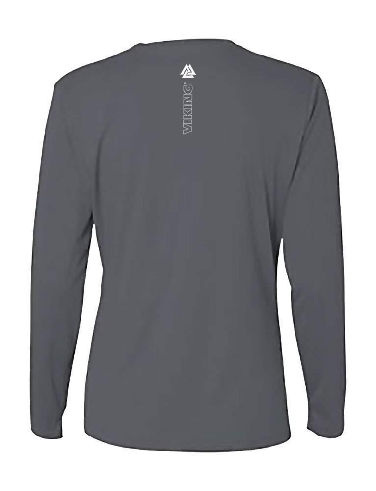 Viking Women's SKAL Long Sleeve T-Shirt - Back