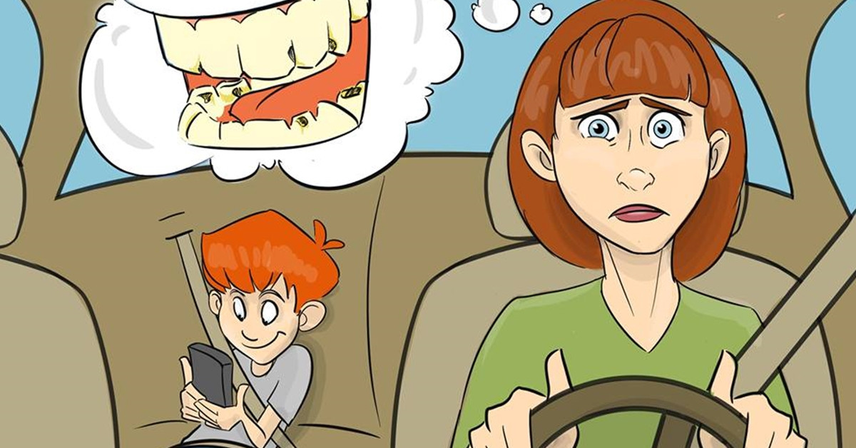 A Sneaky Way to Get Your Child To Care For Their Teeth