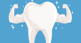 You're On Your Last Set of Teeth. Here's 6 Easy Tips That Will Make Sure They Last A Lifetime.