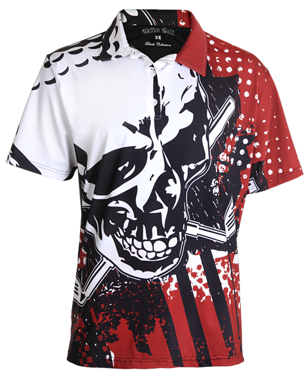 Golf Polo Shirts - The Blade Golf Shirt