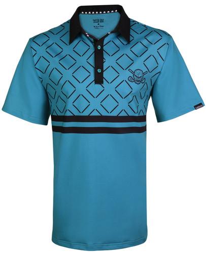 Tattoo Golf Clothing | Wild, Loud, Crazy, Golf Shirts & Golf Shorts
