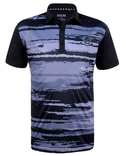 e9036c853 Tattoo Golf Clothing   Wild, Loud, Crazy, Golf Shirts & Golf Shorts