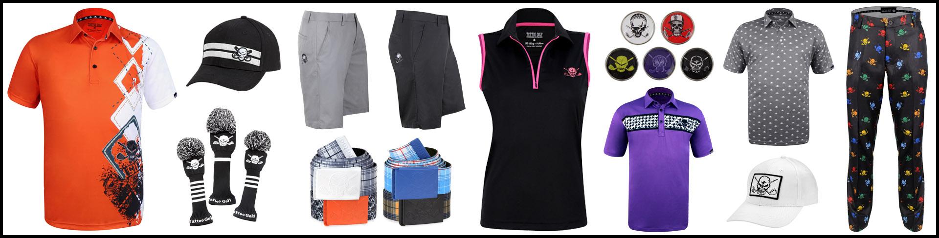 Premium Quality Golf Wear b5ec0ab291c6