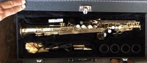 S/H Antigua Soprano Saxophone