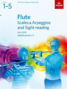 ABRSM Flute Scales & Sight Reading 1-5