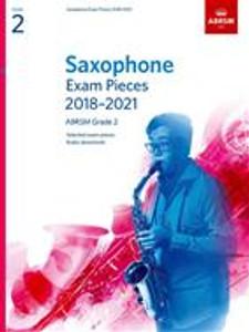 ABRSM Saxophone Grade 2