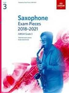 ABRSM Saxophone Grade 3
