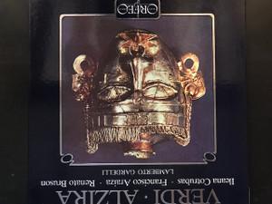 Verdi Alzira Vinyl