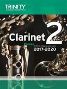 Trinity Clarinet Grade 2