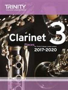 Trinity Clarinet Grade 3