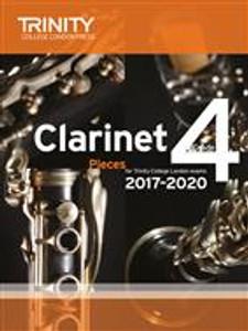 Trinity Clarinet Grade 4