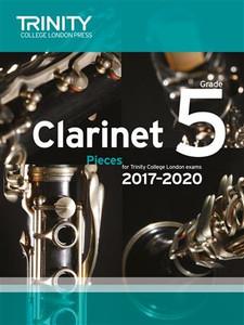 Trinity Clarinet Grade 5