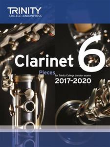 Trinity Clarinet Grade 6