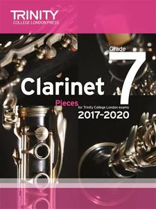 Trinity Clarinet Grade 7