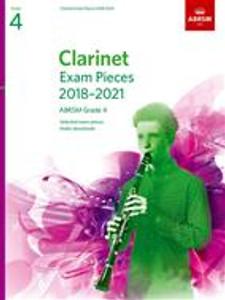 ABRSM Clarinet Grade 4