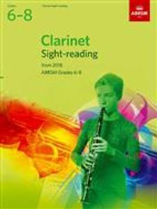 ABRSM Clarinet Sight Reading 6-8