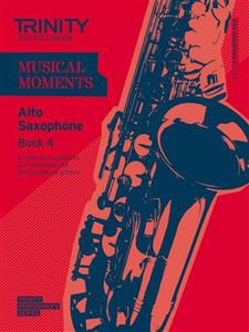 TrinitySaxophone Alto Grade 4 Musical Moments Bk 4