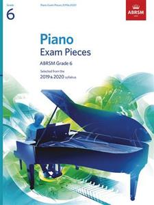 ABRSM Piano Grade 6