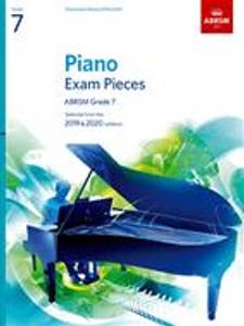 ABRSM Piano Grade 7