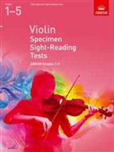 ABRSM Violin Sight reading 1-5
