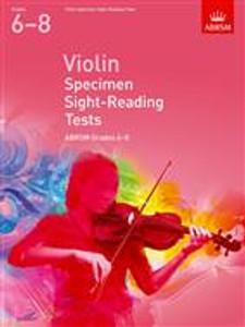 ABRSM Violin Sight Reading 6-8