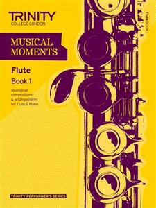 Musical Moments Flute Bk 1-5