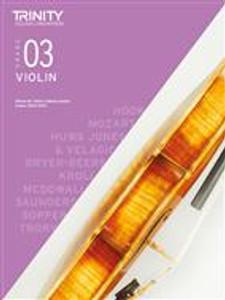 Trinity Violin Score & Part Grades 1-8