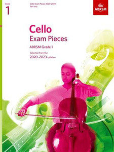 ABRSM Cello Part Grades 1-5