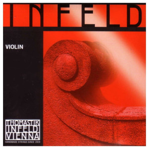 Violin Infeld Red set
