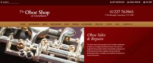 The Oboe Shop link