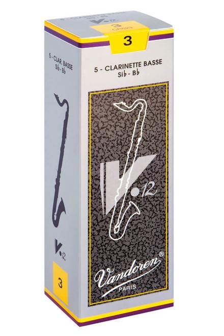 V12 Vandoren Bass Clarinet