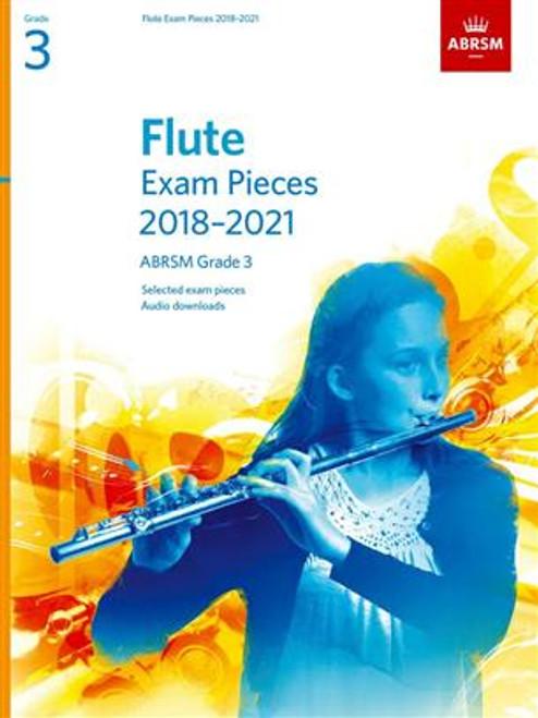 ABRSM  Flute Grade 3