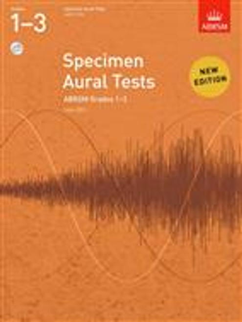 ABRSM Aural tests 1-3 with CD