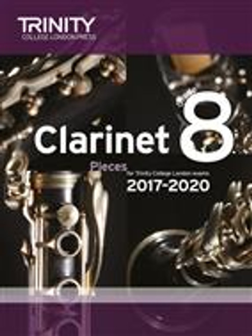 Trinity Clarinet Grade 8