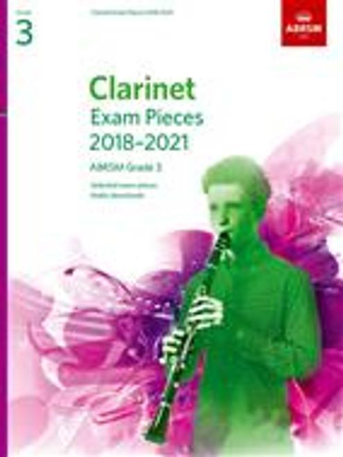 ABRSM Clarinet Grade 3