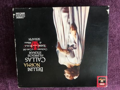 Bellini Norma Callas
