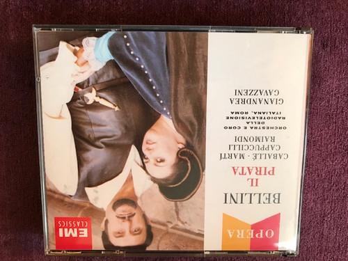 Bellini Il Pirata Caballe