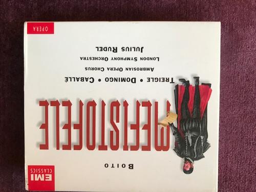 Boito Mefistofele Domingo Caballe