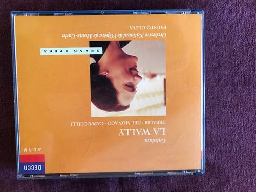 Catalani La Wally Tebaldi