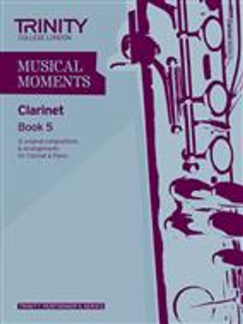 Musical Moments Clarinet 1-5