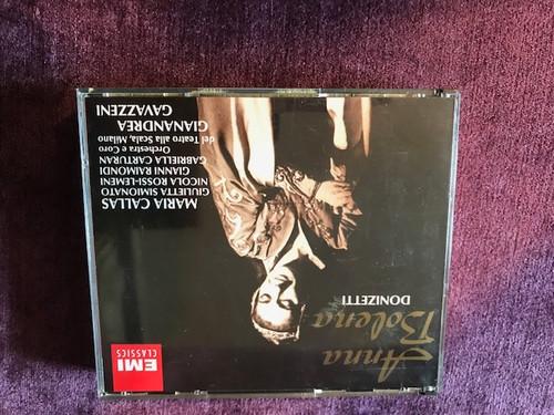 Donizetti Anna Bolena Callas