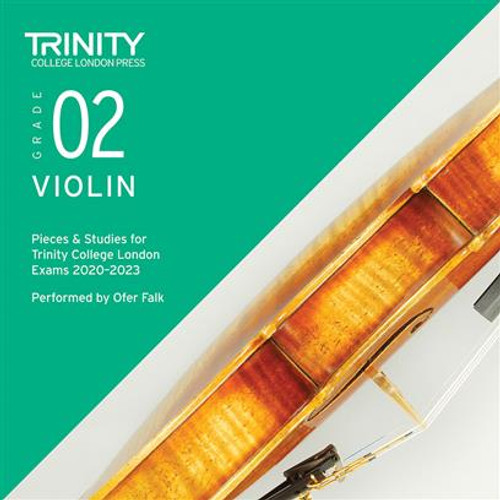 Trinity Violin CD Grades 1-8