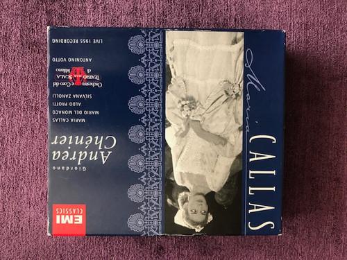 Giordano Andrea Chenier Callas