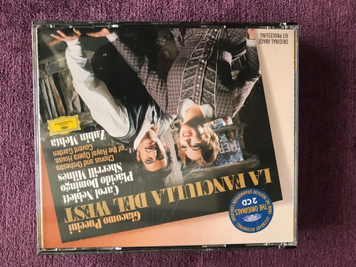 Puccini La Fanciulla Del West Domingo