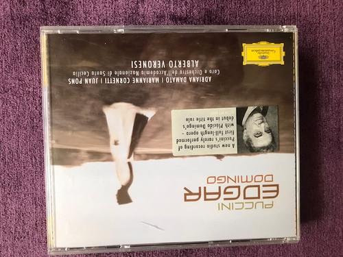 Puccini Edgar Domingo