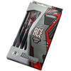Harrows ACE Black Coated 18g 2ba Soft Tip Darts